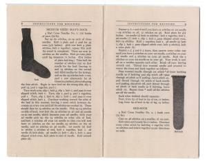 Man's Sock