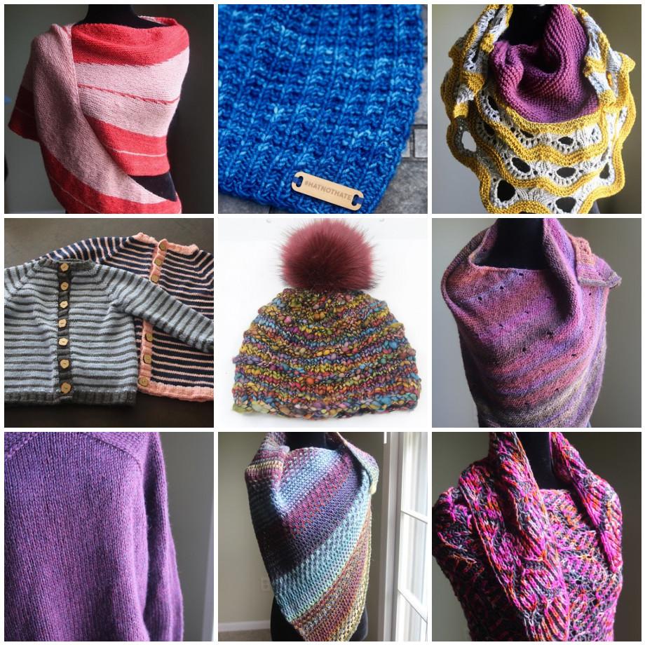 2019 knits